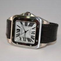 卡地亚 (Cartier) Santos 100 XL Ref. 2656 – men's wristwatch -...