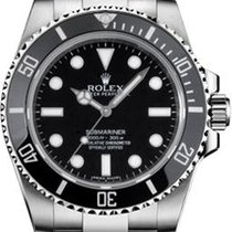 Rolex Submariner 114060 With Full Set Box & Papers