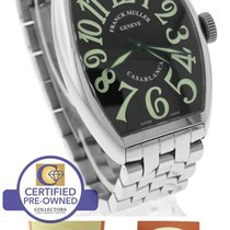Franck Muller Casablanca 5850 CACBA Stainless Steel Automatic...