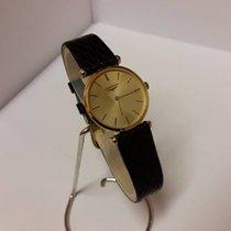 Longines La Grande Classique gold plated quartz watch