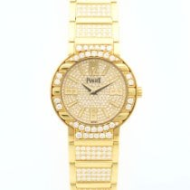 Piaget Yellow Gold Limelight Full Diamond Watch