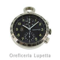 Eberhard & Co. Tazio Nuvolari Tasca Pocket Watch 11004