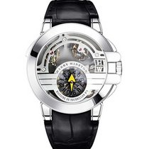 Graham 2TRRB.B08A.C86N Chronofighter Trigger Back in Black...