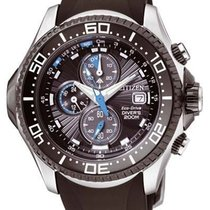 Citizen Promaster Aqualand Eco-Drive Diver Chrono BJ2111-08E