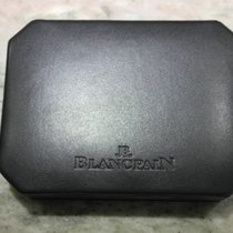 Blancpain vintage watch box black newoldstock