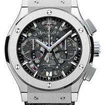 Hublot Tourbillon Skeleton Titanium Skeleton Dial Men's Watch