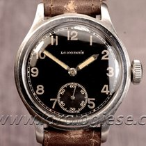 론진 (Longines) Original 1942 German Military D.h. Watch Cal....