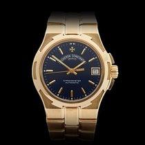 Vacheron Constantin Overseas 18k Yellow Gold Gents 42050/423J