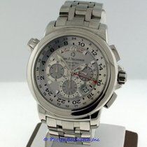 Carl F. Bucherer Carl F.  Patravi TravelTec GMT 00.10620.08.63...