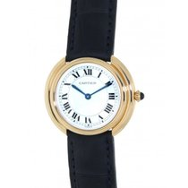 Cartier Ellipse Verdom Ronde Paris Yellow Gold, 33mm