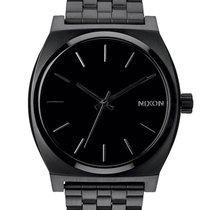 Nixon A045-001 Time Teller All Black 37mm 10ATM
