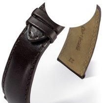 Maurice Lacroix Miros Lederband dunkelbraun 22/18mm 2412