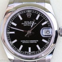 Rolex Datejust Midsize Ladies Watch 178240 Stainless Steel...