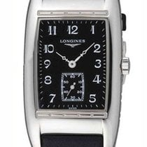 Longines BelleArti Stainless Steel Mens Luxury Swiss Strap...