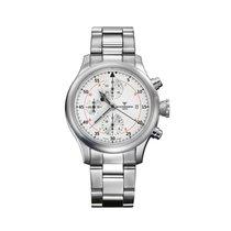 Catorex Krono Silver Steel Bracelet
