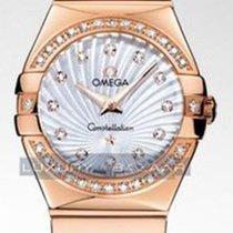 Omega Constellation Quartz 27mm 123.55.27.60.55.005