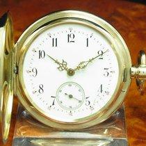 Dürrstein & Co. / Glocke Union 14kt 585 Gold Savonette...