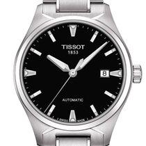 天梭 (Tissot) T-Tempo Automatic Black Dial 39mm T