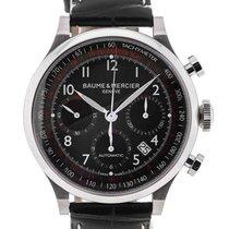 Baume & Mercier Capeland Chronograph 42 Black