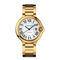 Cartier Ballon Bleu Automatic Mid-Size Watch Ref W69003Z2