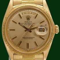 Ρολεξ (Rolex) DayDate 1807 Chronometer 36mm 18k Yellow Gold