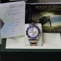 勞力士 (Rolex) Submariner 16613 18K Gold & Steel Factory...