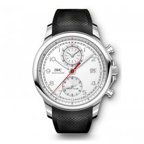 IWC Portugieser Yacht Club Chronograph  White Dial Automatic...