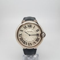 Cartier Ballon Bleu 18K White Gold REF:W6920055