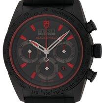 Tudor : Black Shield Fastrider :  42000CR :  Black ceramic...