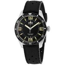 Oris Divers Sixty-Five mit Kautschuk-Armband
