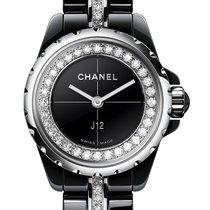 Chanel J12-XS Quartz 19mm h5236