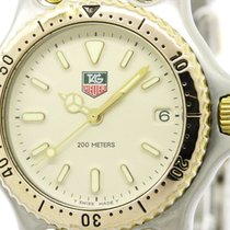 TAG Heuer Sel Professional 200m Gold Plated Steel Quartz Watch...
