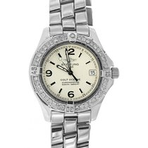 Breitling Colt Ocean Ladies' 32.2 Mm Beige Dial Stainless...