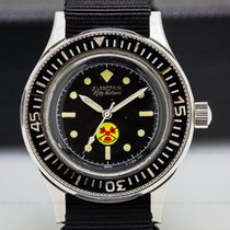 "Blancpain Vintage Fifty Fathoms Aqualung ""BUND"" NO..."