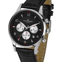 Jacques Lemans 'classic' Chronograph Date Watch 10atm...