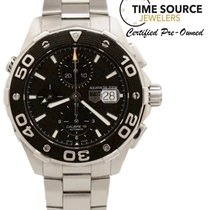 TAG Heuer Aquaracer Black Automatic Calibre 15 46mm CAJ2110 Watch