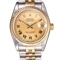 Rolex Datejust Midsize Steel Yellow Gold РЕЗЕРВ 68273