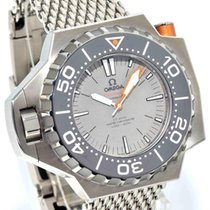Omega Titanium Ploprof 1200m Seamaster Co-Axial Master COSC...