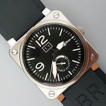 Bell & Ross Aviation Grande Date Power Reserve