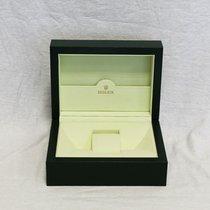 Rolex Uhrenbox mit Umkarton und Schuber / 213x161x95