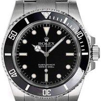 롤렉스 (Rolex) Men's Steel (No-Date) Submariner Watch 114060...