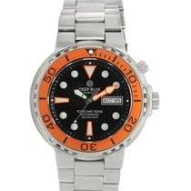 Deep Blue Sun Diver III 1k Diving Watch 1000m Wr Res Black...
