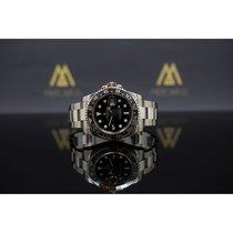 Rolex GMT-Master II - Referenz 116710LN - Box & Karte