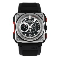 伯莱士 (Bell & Ross) BR-X1 Titanium Chronograph Limited Edition