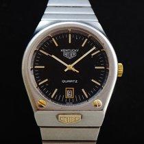 Heuer Kentucky Steel Watch
