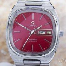 Omega Vintage Rare Omega Seamaster Day Date Swiss Made...