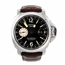 Panerai GMT Automatic Acciaio 44MM PAM00088 (Pre-Owned)