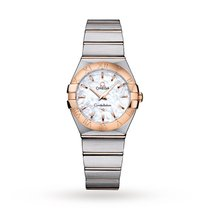 Omega Constellation Ladies Watch 123.20.27.60.05.001