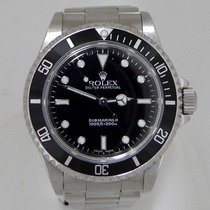 Rolex Mens Rolex Oyster Perpetual Submariner No Date Stainless...