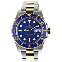 Rolex Submariner 18K GOLD/Steel